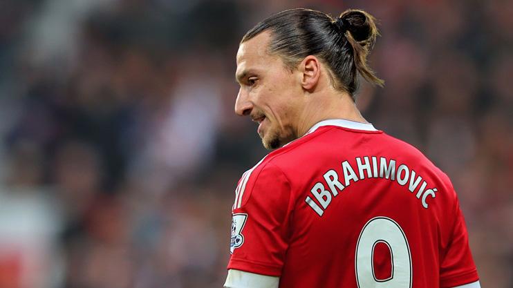 Ibrahimovic-united
